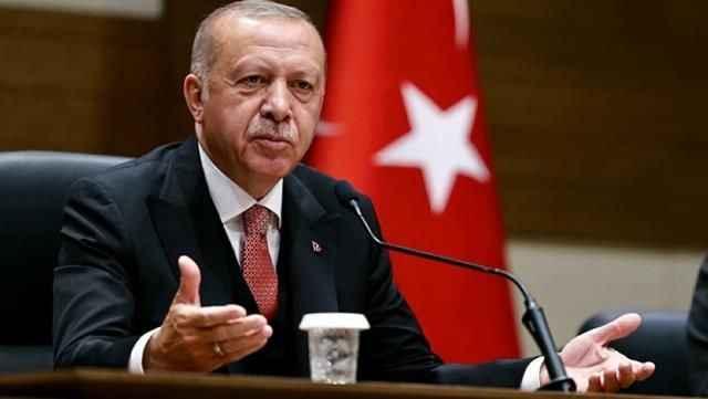 Cumhurbaşkanı Erdoğan'dan Sedat Peker göndermesi