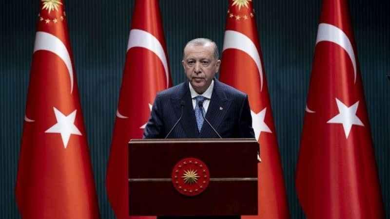 Cumhurbaşkanı Erdoğan: PKK'nın Suriye sorumlusu etkisiz hale getirildi