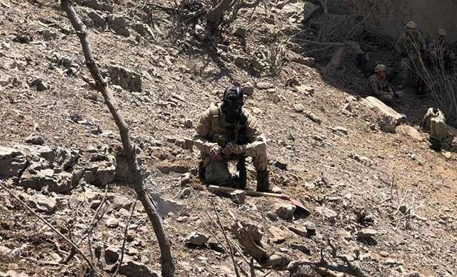 Eren operasyonlarında 7 terörist etkisiz hale getirildi