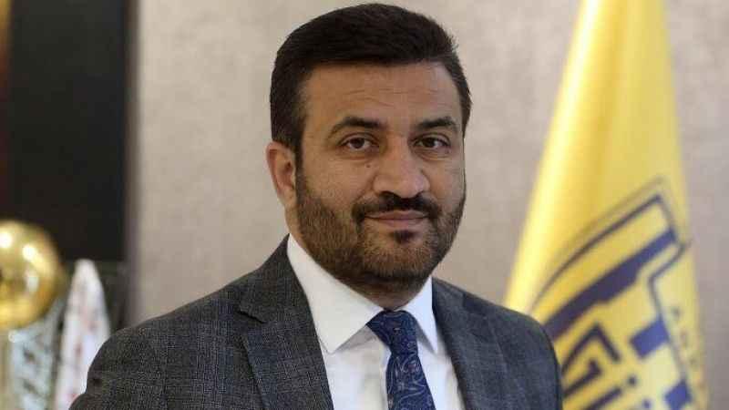 Fatih Mert, MKE Ankaragücü'nde başkanlığa aday olmayacak!