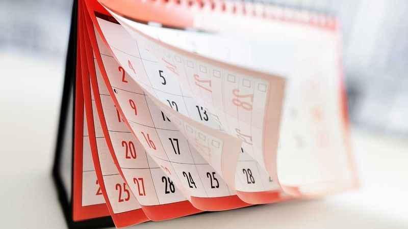 2021'de kaç gün resmi tatil kaldı? Tatiller hangi güne denk geliyor?