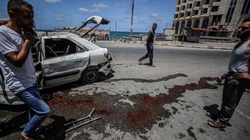 İşgalci İsrail saldırılarında şehit sayısı 200'e çıktı