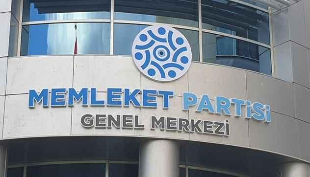 Memleket Partisi ilk kurultayını yapıyor; tek aday belli oldu