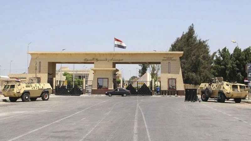 Mısır, Filistinli yaralılar için Refah Sınır Kapısı'nı açtı