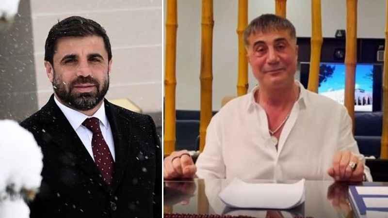 Süleyman Soylu'nun danışmanı Hacıoğlu'ndan Sedat Peker'e yanıt!