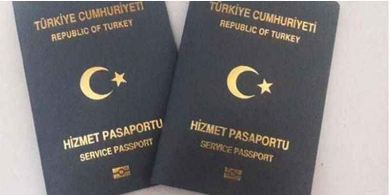 AKP'li başkan 'Gri pasaport' skandalında CHP'yi suçladı