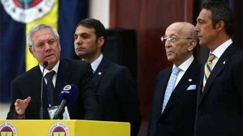 Fenerbahçe'de Ali Koç'tan Aziz Yıldırım sürprizi