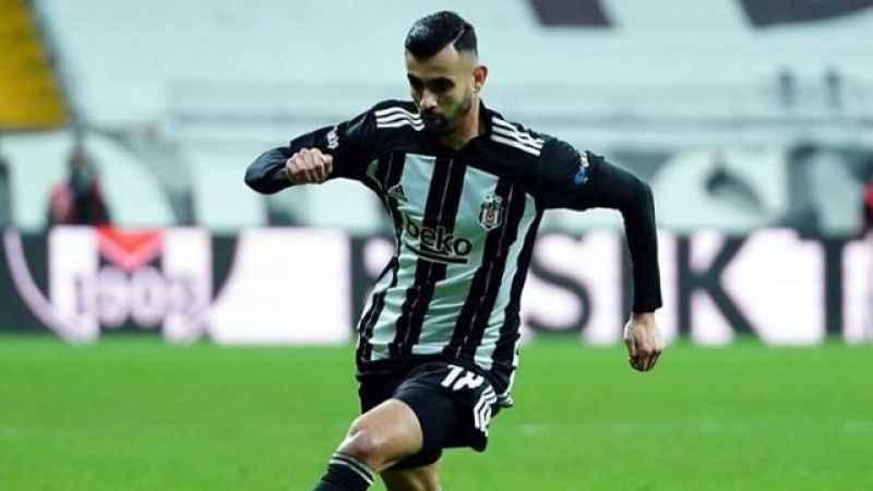 Beşiktaş'ın verdiği, Ghezzal'ın istediğinin tam yarısı!