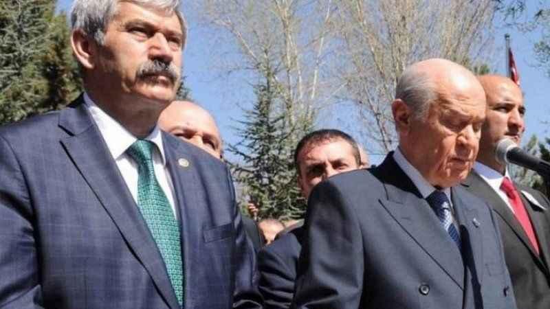 Bir zamanlar Bahçeli'nin en yakınıydı! AKP'ye ateş püskürdü