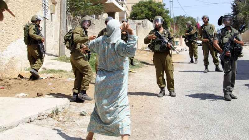 İsrail Gazze'ye destek gösterisine gerçek mermiyle saldırdı! 13 yaralı