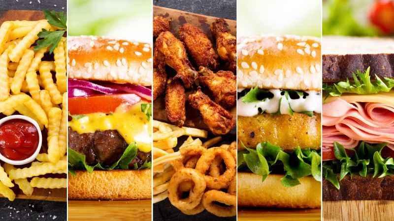 Yaşlanmayı hızlandıran besinler! Bu yiyeceklerden uzak durun...