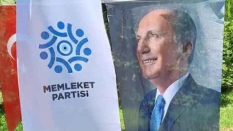 Muhharem İnce'ye şok suçlama: Memleket Partisi'nin logosu çalıntı mı?