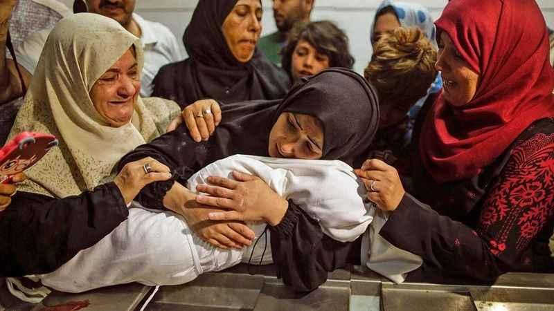 İsrail çocuk öldürmeyi iyi bilir! 20 yılda 3 bin çocuk şehit oldu