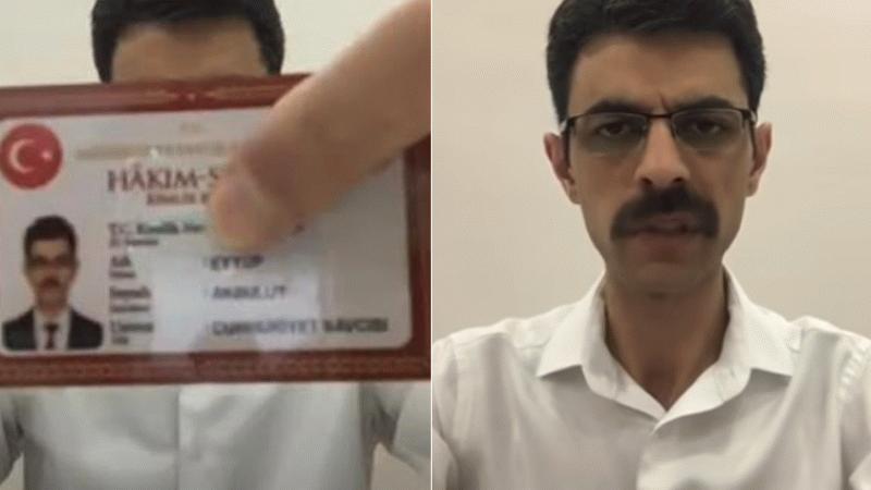Viranşehir Cumhuriyet Savcısı Eyyüp Akbulut genelgeleri eleştirdi