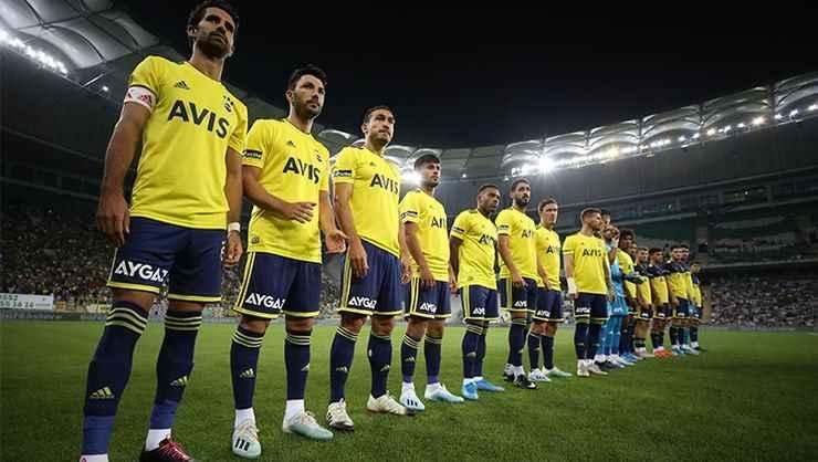 Fenerbahçe'nin Avrupa Ligi'nde muhtemel rakipleri belli oldu