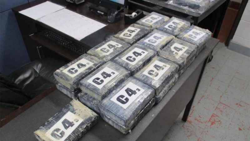 ABD'de 1,2 milyon dolar değerinde kokain kıyıya vurdu!