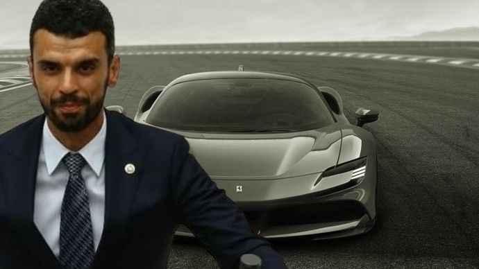 AK Partili vekil, yabancı uyruklu eşine 16 milyonluk araç aldı