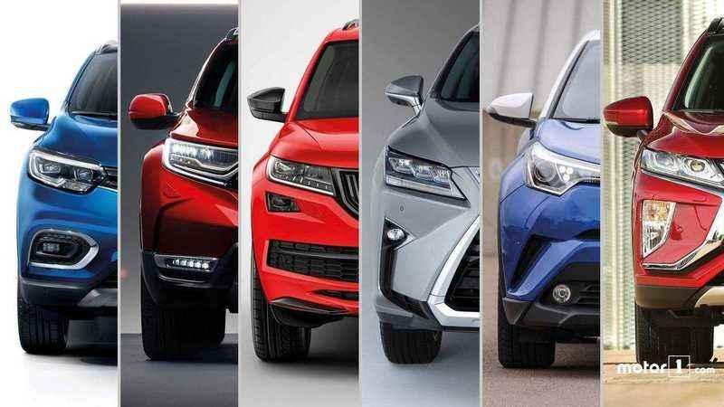 Avrupa'da en çok tercih edilen otomobil markaları