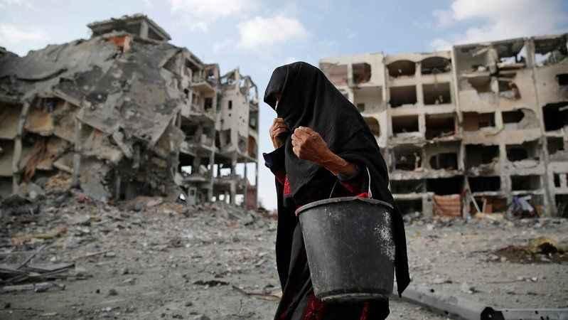 Fas'tan gönderilen insani yardım malzemeleri Gazze'ye ulaştı