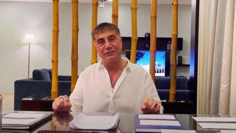 Sedat Peker'in açıklamaları Fransa'da gündem oldu!