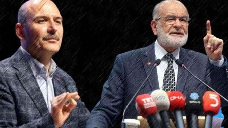 Karamollaoğlu: İçişleri Bakanı aklanmak istiyorsa önce istifa etsin