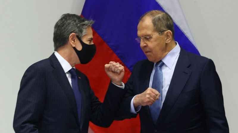 İzlanda'da Rusya-ABD zirvesi! Lavrov ve Blinken ilk kez bir arada