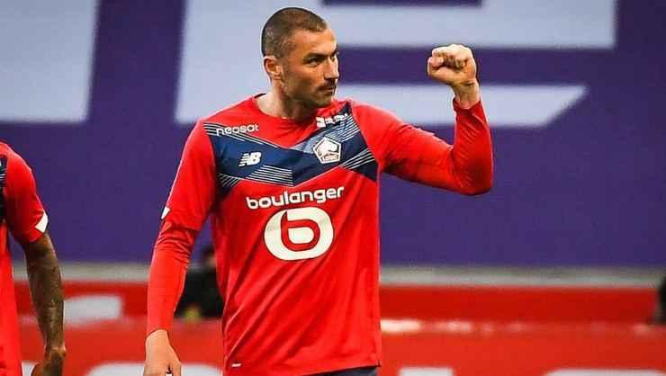 Burak Yılmaz, Ligue 1'de Nisan ayının futbolcusu seçildi