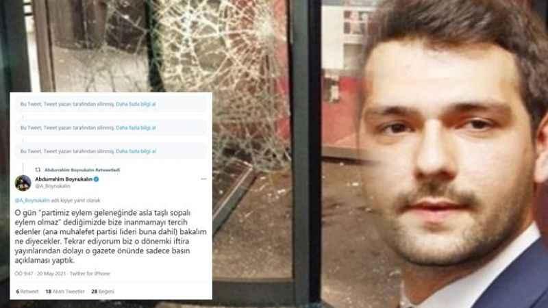 AK Partili Boynukalın'dan Sedat Peker tweeti: Açıkcası çok rahatladım