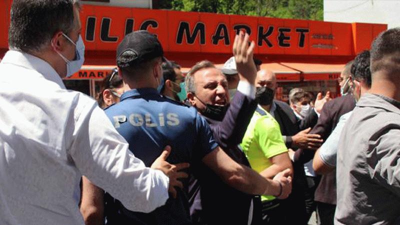 Akşener'den flaş protesto açıklaması! ''Herhangi bir sorun yok''