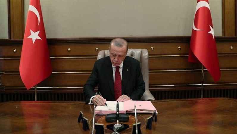 Resmi Gazete yayımlandı! Erdoğan'dan atama kararı