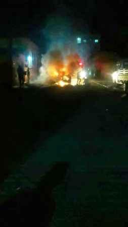 Cerablus'ta çifte patlama: 3 yaralı