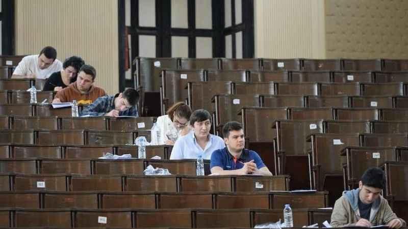 Cumhurbaşkanlığı: 752 bin üniversiteli iş peşinde