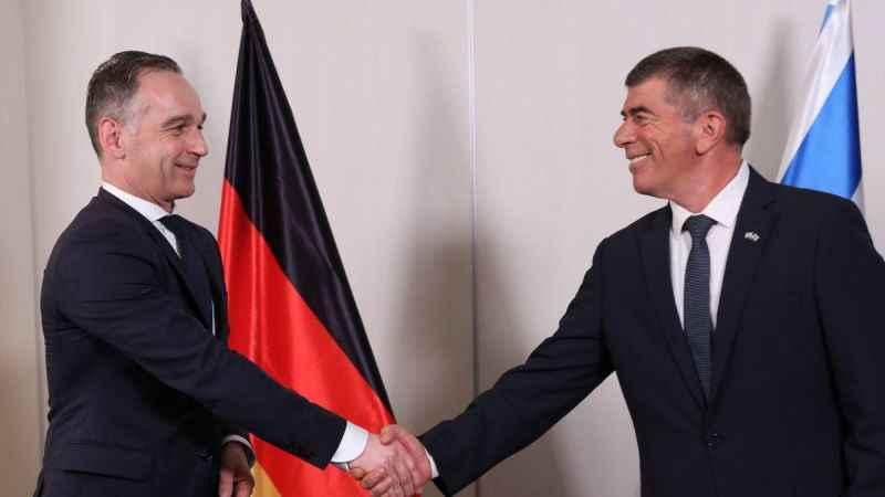 Alman bakandan İsrail seviciliği! Meşru müdafaa hakkınız var