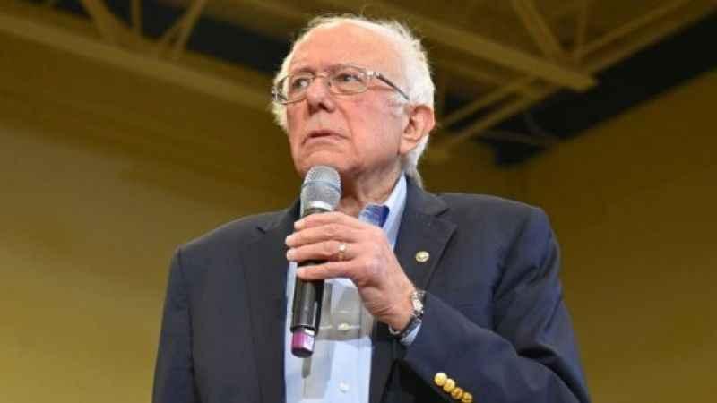 Sanders'ten, işgalci İsrail'e silah satışının durdurulması için tasarı