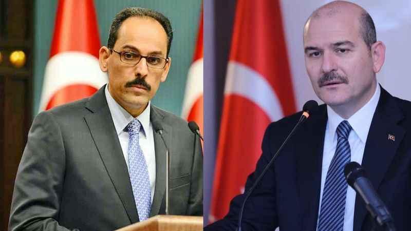 """Sedat Peker'den bomba iddia! """"Soylu, İbrahim Kalın'ı takip ettiriyor"""""""