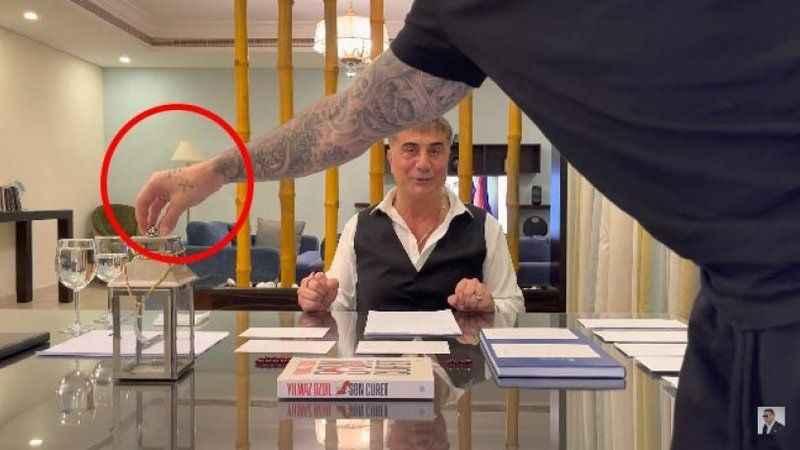 Sedat Peker'in videolarını çeken kişinin kimliği belli oldu