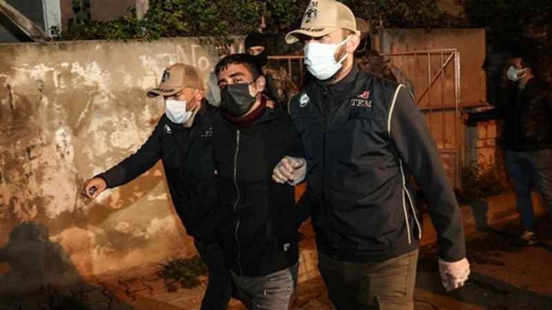 İstanbul'da terör örgütü TKP/ML'ye operasyonda 7 gözaltı