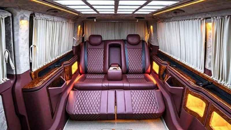 Türkiye Uzay Ajansı'nın VIP minibüslü beş aracın maliyeti belli oldu