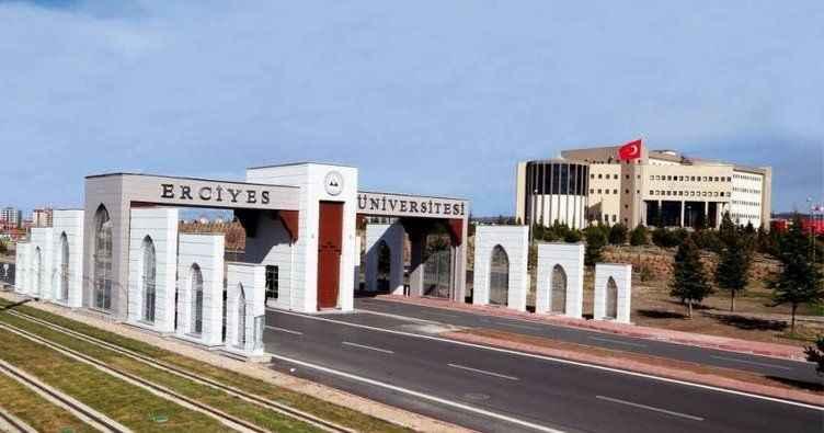 Erciyes Üniversitesi 31 Öğretim Üyesi alacak