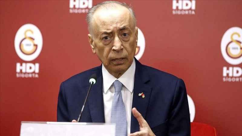 Galatasaray'da ortalık karıştı: Başkan Cengiz'den Terim'e flaş sözler
