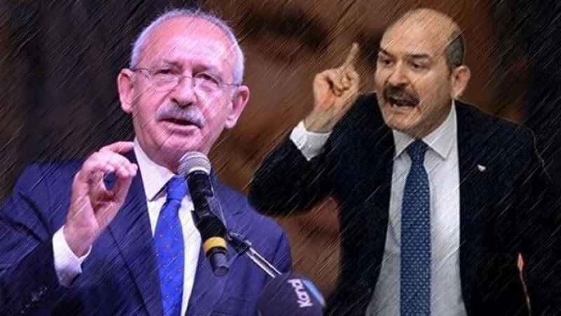 Kılıçdaroğlu'ndan Süleyman Soylu'ya Belgen varsa koyarsın ortaya