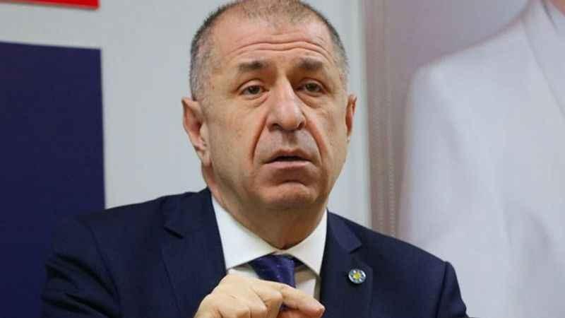 Ümit Özdağ, kuracağı partinin ismini açıkladı