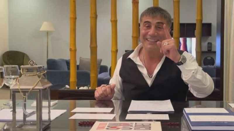 Sedat Peker'in videoları çektiği otel ortaya çıktı!