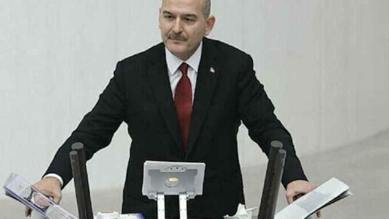 Süleyman Soylu'nun danışmanından istifa çağrısı