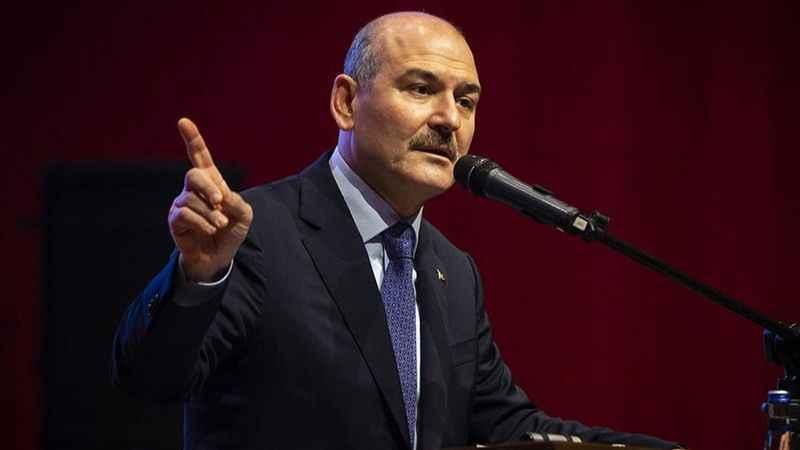 AK Parti yönetiminden Bakan Soylu açıklaması