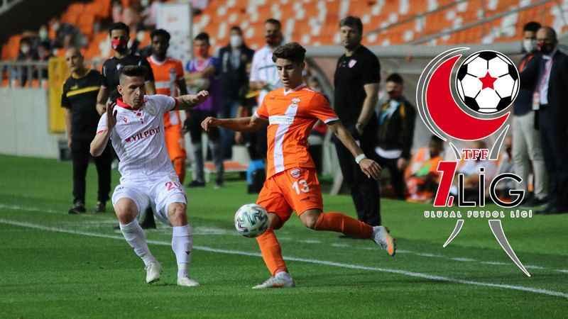 TFF 1. Lig play-off maçları bugün oynanıyor! İşte maçlar ve saatleri