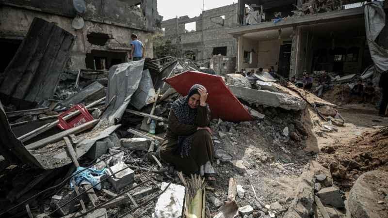 İsrail'den Gazze'ye insani yardım engeli! Esirler verilmezse...