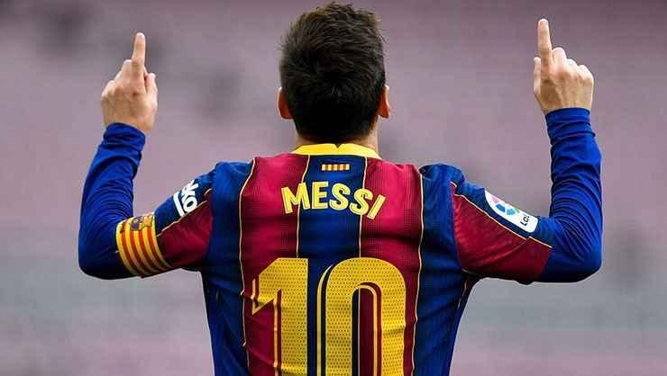 Lionel Messi, 8. kez La Liga gol kralı