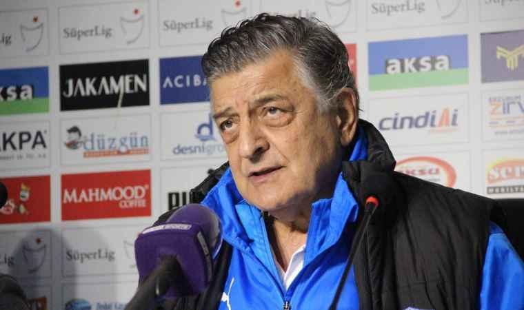 Erzurumspor'dan ayrılan Vural'dan oyuncular hakkında çarpıcı açıklama