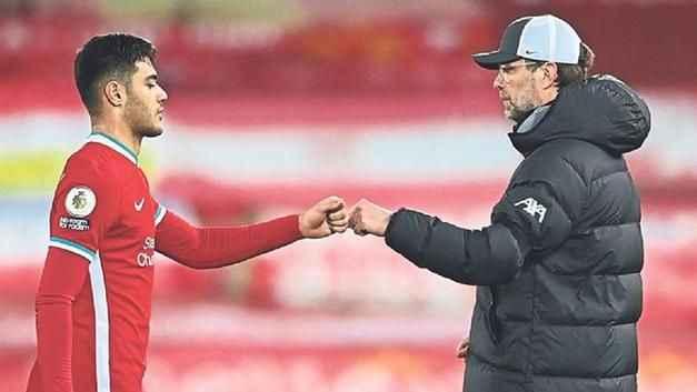Liverpool'un teknik adamından Ozan Kabak açıklaması